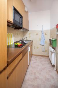 Ferienhaus Harmening FeWo 4 - Küche