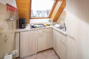Ferienhaus Harmening FeWo 5 - Küche